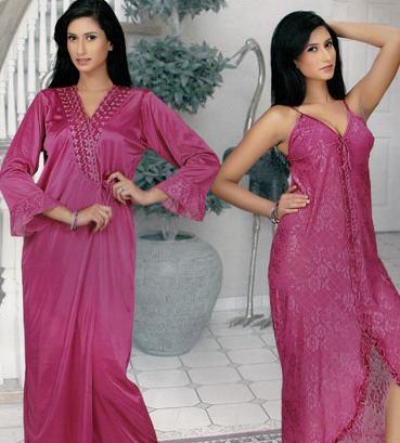 1g Magenta nightwear