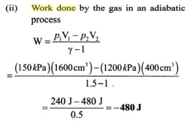 1g Work done by the gas example