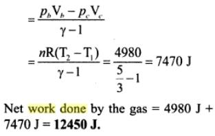 1m Work done by the gas example