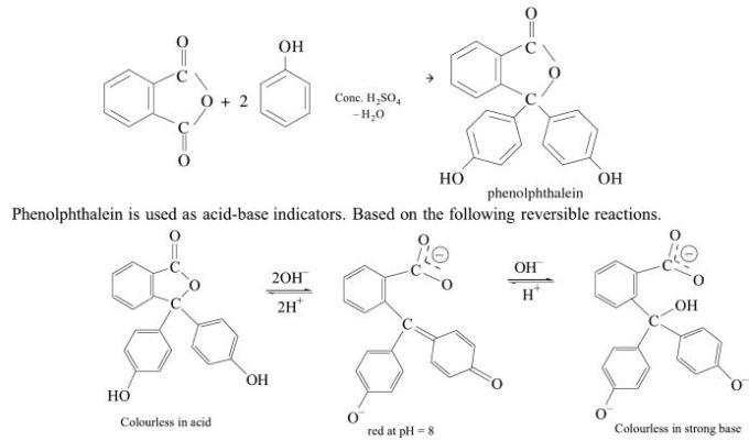 1p Condensation reaction