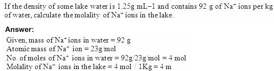 2.26 Ans Solutions CBSE Chem Chapter 2