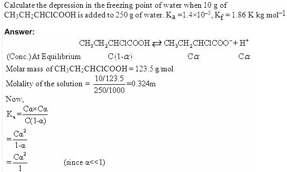 2.32a Ans Solutions CBSE Chem Chapter 2