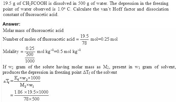 2.33a Ans Solutions CBSE Chem Chapter 2
