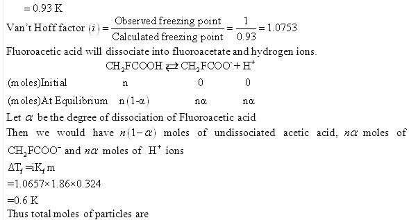 2.33b Ans Solutions CBSE Chem Chapter 2