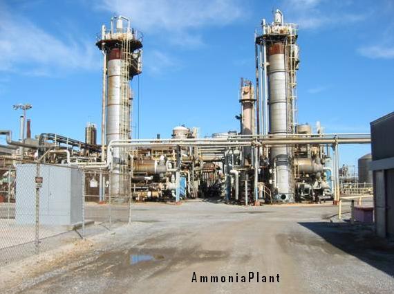 2 Ammonia Plant
