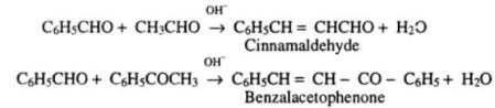 2 Cinnamaldehyde and Benzalacetophenone