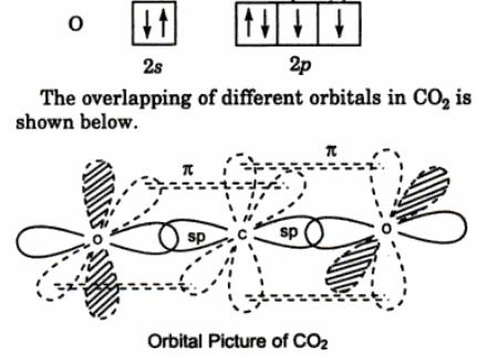 2 Draw the orbital picture of