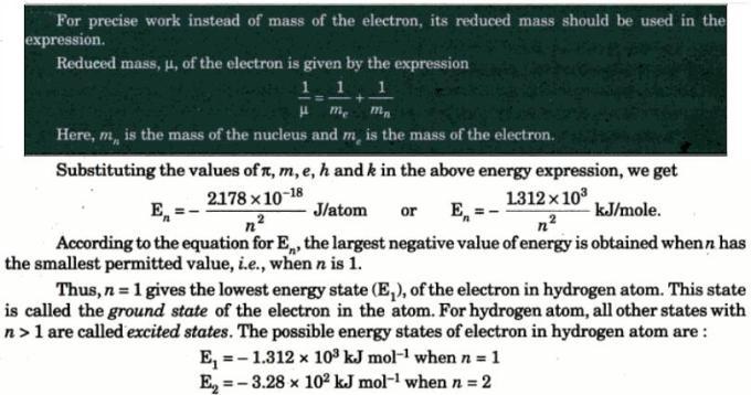 2 The Principal Quantum Number