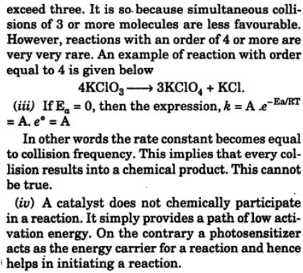 2 Why the rate of a chemical reaction do not remain