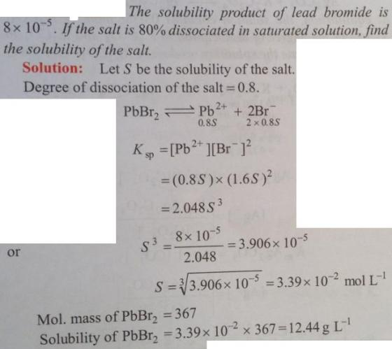 25 Ionic equilibrium dissociation constant