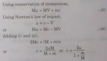 250b Conservation of Momentum
