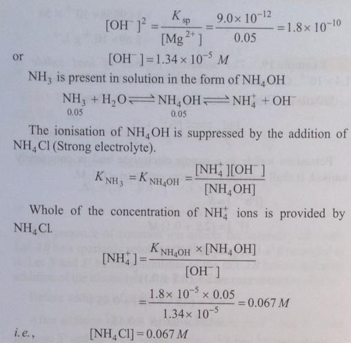 27 Ionic equilibrium dissociation constant