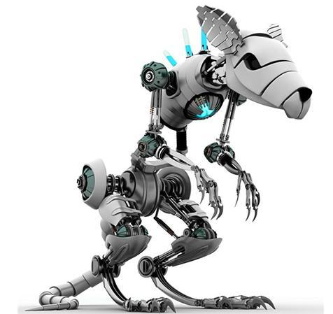 2d Robot Rat