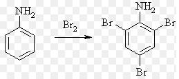 3 Bromination of Aniline 2,4,6-tribromoanilne