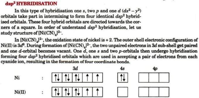 3 dsp2 hybridisation