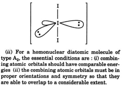 3 give 1 example of a polyhalide ion shape