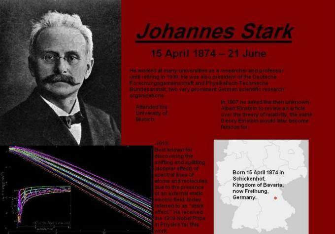3 Johannes Stark