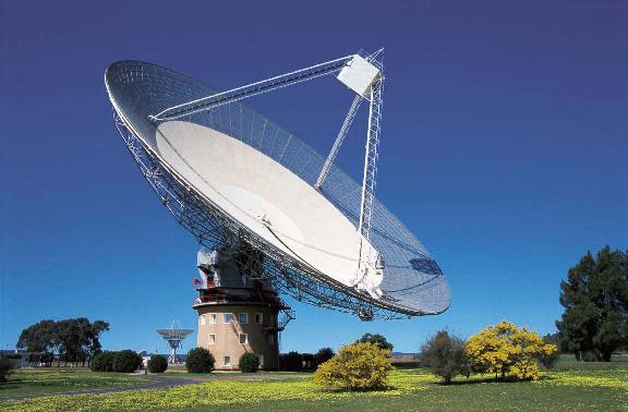 3 Radio Telescope