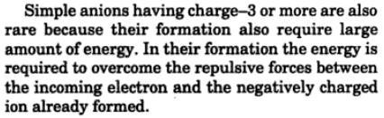 3 simple ion, complex ion, polyatomic ion