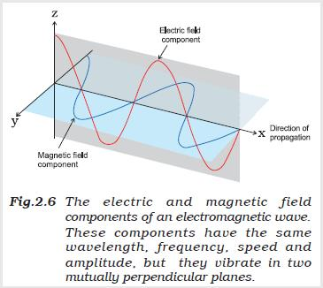 31a Fig 2.6 Electric and Magnetic field
