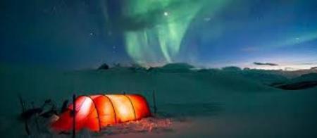 31b Aurora in Lapland