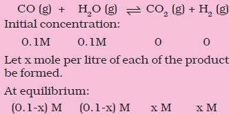 31c CO equlibrium