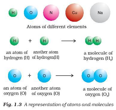 31d Atoms of different elements