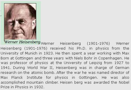 31i Werner Heisenberg