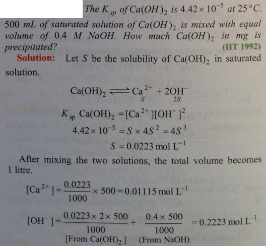 32 Ionic equilibrium dissociation constant