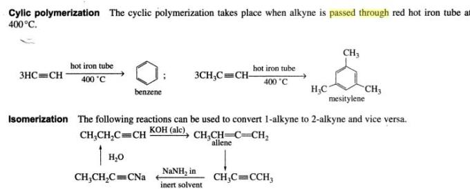 32b Cyclic polymerization