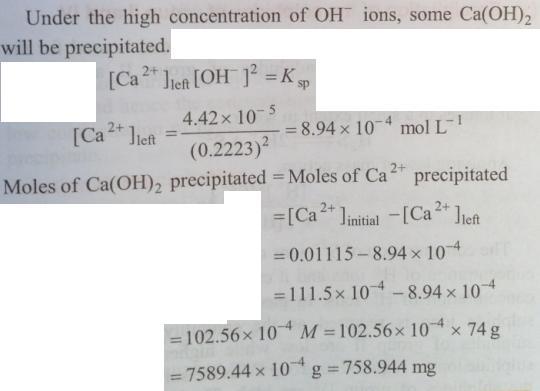 33 Ionic equilibrium dissociation constant