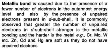 33a Metallic bond