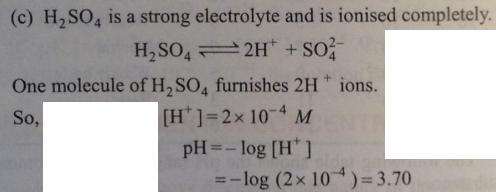 35 Ionic equilibrium dissociation constant