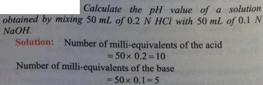 37 Ionic equilibrium dissociation constant