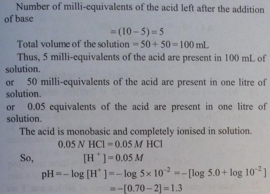 38 Ionic equilibrium dissociation constant