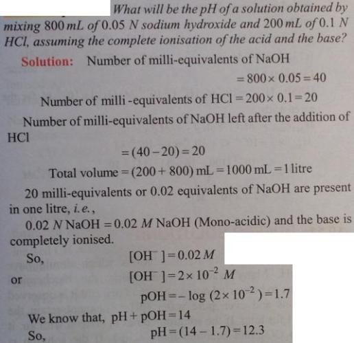 39 Ionic equilibrium dissociation constant