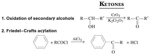 3a Ketone preparation Friedel craft acylation