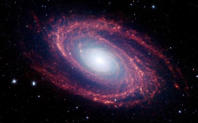 3a Spiral Galaxy