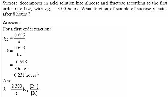 4.25a QA Chemical Kinetics CBSE Std 12