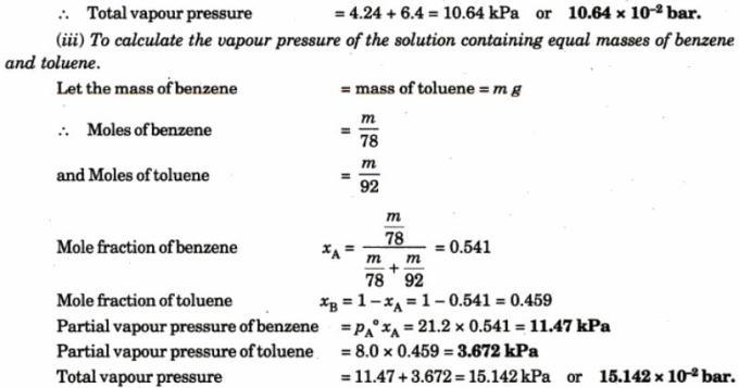 4 Benzene with b.p. 353.1 K