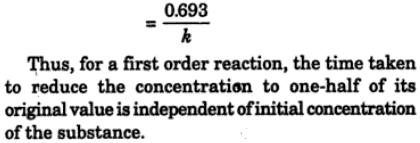 4 Derive the equation for rate constant