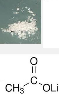 4 Lithium Acetate