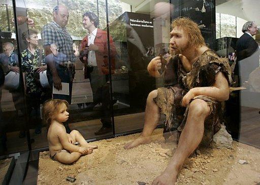 4 neanderthal