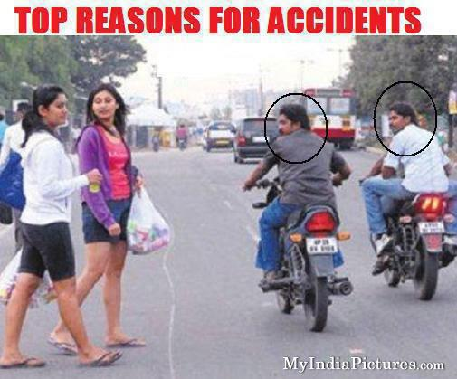 4 Reason for accidents