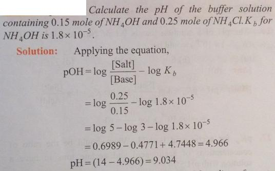 49 Ionic equilibrium dissociation constant