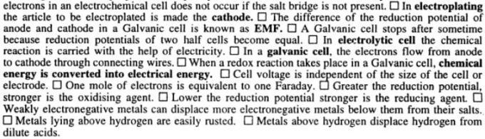 5 Electrochemistry gyan
