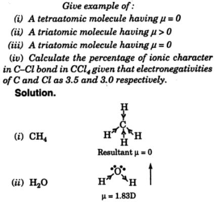 5 Give examples of tetra-atomic molecule
