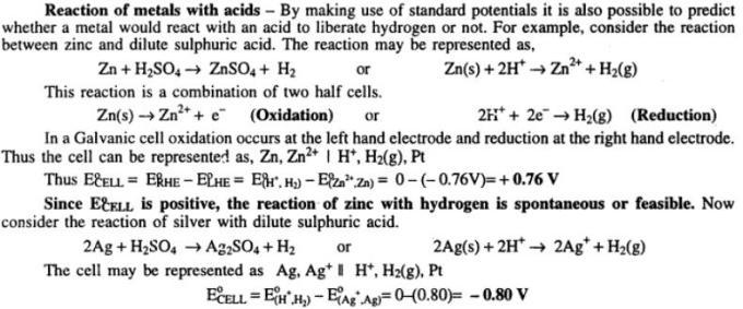 5 Reaction of metals with acids