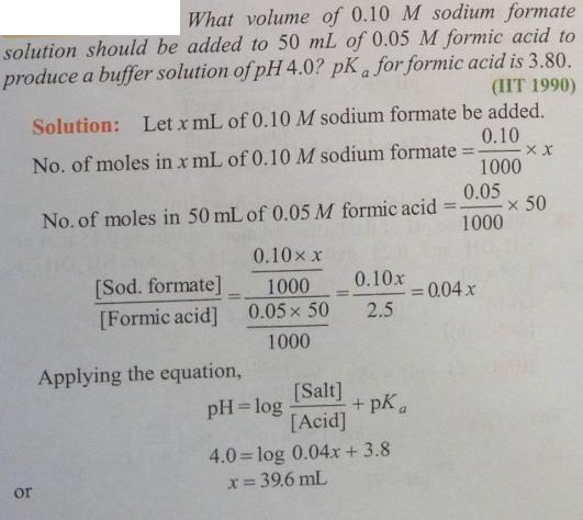 50 Ionic equilibrium dissociation constant