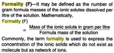 51a Formality Chemistry